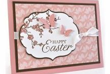 Cards - Easter / by Pamela Buhrz