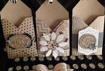 Gift Card Holders / by Pamela Buhrz