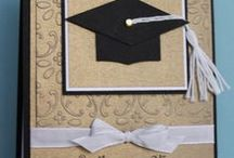 Cards - Graduation / by Pamela Buhrz