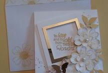 Cards - Wedding/Anniversary / by Pamela Buhrz