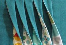 Sewing (Embellishments) / Decorative sewing examples and techniques. Lots of ideas to add embellishment to your sewing projects.