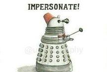 Doctor Who / by Gen Gen