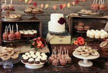 Dessert tables & party inspiration