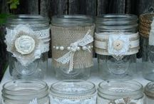 Jars / by Pamela Buhrz