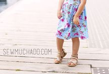 Free Sewing Patterns/Children / Free sewing patterns for kids! Free PDF patterns for children's clothing, accessories, and toys.