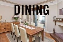 Dining / In need of dining room ideas? Check out the best of our Smarter, Bolder and Faster Dining spaces from our properties around Australasia.