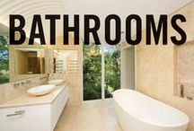 Bathrooms / The best of our Smarter, Bolder and Faster Bathroom spaces from our properties around Australasia.