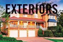 Exteriors / Thinking of getting some home rendering? We are sure you will find some home exterior ideas here. The best of our Smarter, Bolder and Faster Houses from our properties around Australasia.