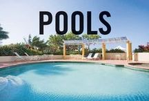 Pools / Some awesome pool designs. Have a look through the best of our Smarter, Bolder and Faster pools from our properties around Australasia.