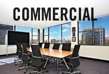 Commercial / Some nice commercial property. The best of our Smarter, Bolder and Faster Commercial spaces from our properties around Australasia.