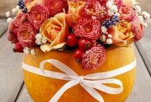 Fall Fabulousness / Fall Decor, DIY ideas, seasonal projects and inspiration for Autumn