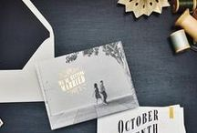 PAPERIE | SAVE THE DATES