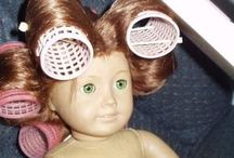Doll Care & Restoration / Hair care, cleaning and restoration, & customizing dolls