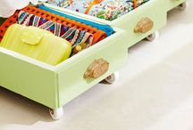 Space Savers & Organization / Space saving ideas and organization tricks to keep a tidy home.