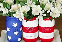 4th of July / 4th of July crafts, decor, and party ideas!