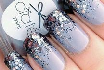 Nails / Nail trends! Wacky and wild to elegant and sophisticated nails.