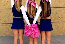 Cheerleading & Homecoming / Football, & homecoming props, decor, and DIY. Cheerleading tips and motivation, and prom ideas.