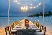 Party~Wedding~Reception {Ideas} / by Sonya Stacey-Corona
