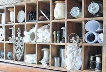 Craft / Sewing Room / by Carine Van der Goes
