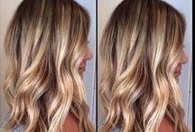 Hair Color & Styles / by Lindsay Gaston