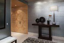Foyers / by Talla Skogmo Interior Design