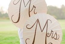 Wedding Inspiration / Wedding design, style and inspiration for the big day!