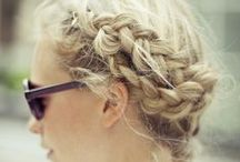 - cabelo, cabeleira - / by Leticia Oliveira