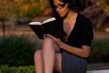 Love Of Literature / by Dubya. NC