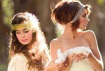 Bohemian Wedding Inspiration / by California Wedding Day