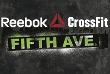 Reebok's Retail Experience / Reebok's Retail Experience offers innovative fitness and training products, trusted advice, and inspiration to live with fire every day.  / by Reebok