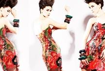 Wearable Art | Ema Savahl / Ema Savahl wearable art, hand painted. Photography Fadil Berisha