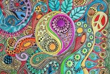 Doodle Art / by Denise Revely