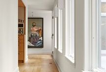 Entryways, Hallways, & Mudrooms / From mudrooms to grand entryways, redefine your home by giving attention and incorporating design to those often forgot about spaces.