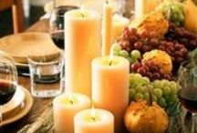 Holiday and Events / Holiday party inspiration, decor and food ideas