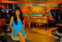 TV appearances: NBC, CNN, Telemundo, Univision, Telefutura  / I have over 13 years working on TV, radio, print.