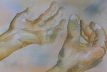 Hand Art | Handen Kunst / All kind of hands