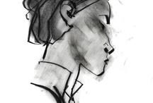 Drawings  | Tekeningen / All kind of drawings