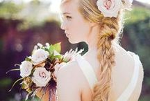 Wedding Hair and Makeup / Inspired looks for you on your wedding day!