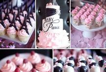 Food Styling and Presentation / Wedding, Bridal Shower, Baby Shower, Entertaining with fashion on the plate