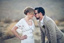 Bride + Groom / by California Wedding Day