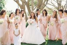 Bridesmaids' Dresses / by California Wedding Day