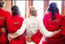 Bridesmaids- For the Ladies / All things bridesmaids, from dresses to thank you favors!
