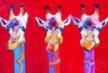 Animals in art | Dieren in de kunst / Animals, Animals and Animals in art