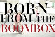 Studio Style / Born from the Boombox / by Reebok