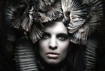INSPIRED: Head Pieces / All sorts of head pieces