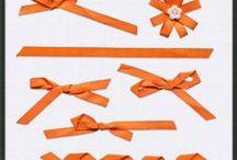 Ribbons - Digital Scrapbook - CU / Commercial use digital scrapbook designer resource ribbons