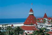 San Diego Family Vacations / Numerous attractions, incredible restaurants, museums and memorable hotels are sprinkled throughout the many neighborhoods and communities that make the San Diego region, San Diego. / by FamilyVacationCritic