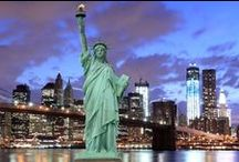 New York City Family Vacations / New York City, fantastic for a family vacation, has an unbelievable density of iconic museums, landmarks, top-notch entertainment, restaurants, parks, shopping, communities, cultures, and sports. / by FamilyVacationCritic