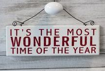 the most wonderful time of the year / by Pam Reidhead