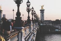 {ParisAmour} / My favorite sights, smells, and tastes + places to try next time I'm de retour  / by Kayla Whitney